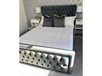 Brand new SLIEGH Monaco and Divan bed sets with headboard mattress and free delivery