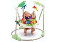 Fisher-Price Rainforest Jumperoo – Used Very Good Condition - £70.00
