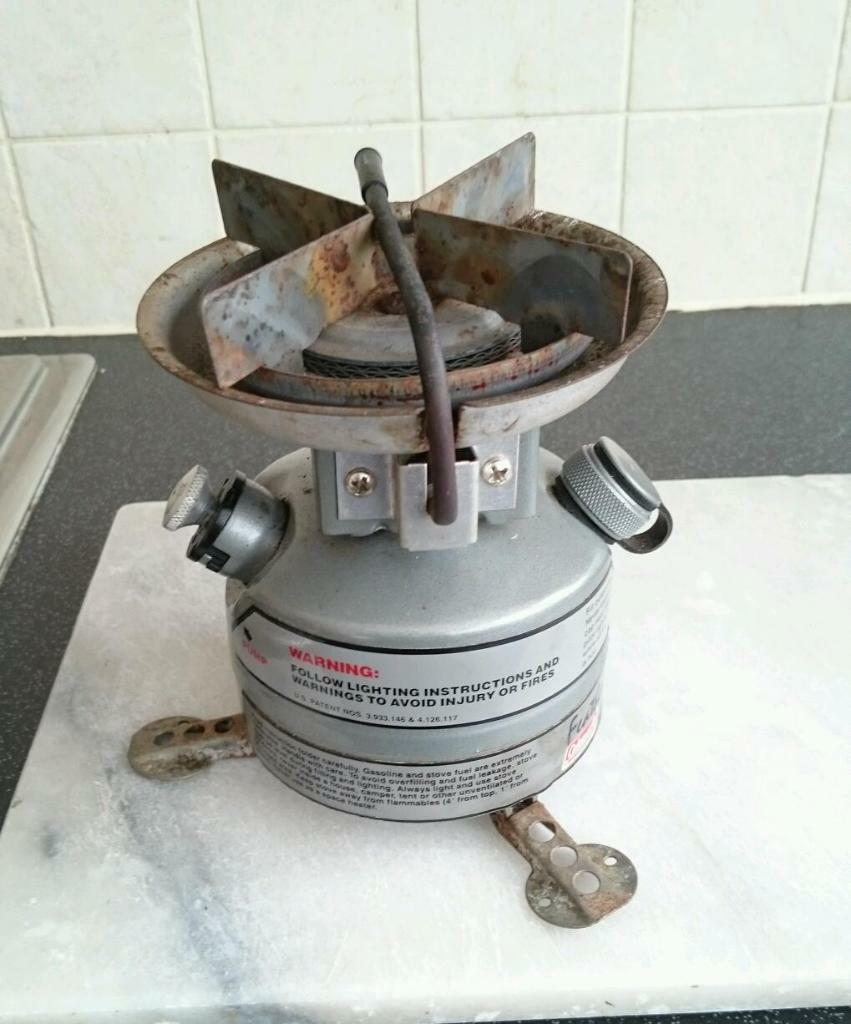 Colman Multi Fuel Stove For Sale In Sheldon West