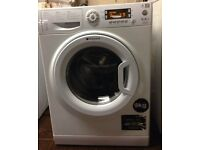 Hotpoint WMUD962 9kg 1600 Spin White LCD A+++ Rated Washing Machine 1 YEAR GUARANTEE FREE FITTING