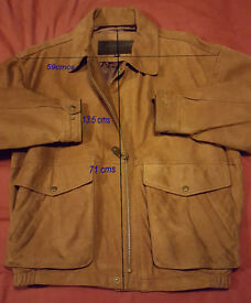 TAN HIDE JACKET Timberland Heavy Duty