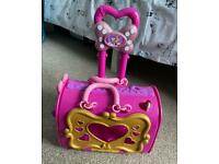 Minnie Mouse pet pull along/carry case