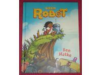 'Little Robot' Hardback Graphic Novel