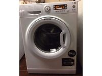 Hotpoint WMUD962 9kg 1600 Spin White LCD A+++ Rated Washing Machine 1 YEAR GUARANTEE FREE DEL N FIT