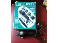 Professional Shaving Machine (Proclipper) by Tristar