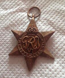 WW2 1939 - 1945 medal