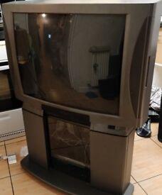 Toshiba colour TV