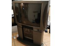 Toshiba colour TV