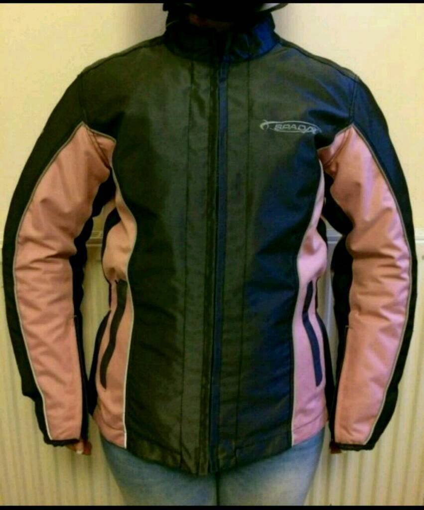 Ladies motorcycle jacket size S