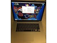 "Macbook Pro (late 2013) 15"" Retina 2.6GHz i7 / 16GB / 1TB / NVIDIA GT 750M"