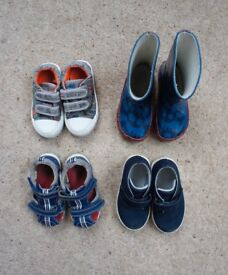 Infant size 5 shoes sandals boots & wellies - boys or unisex
