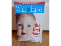 WHAT TO EXPECT THE FIRST YEAR (2nd edition) by Murkoff, Eisenberg & Hathaway