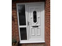 Upvc window door double glaze cheapest