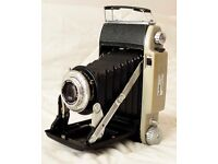 Kodak Modell B 31 c1954. Anastigmat 100m 4.5 lens