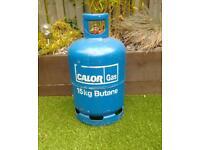 Blue 15kg Butane Calor Gas Bottle