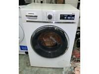 Siemens 9kg washing machine 1600 spin brand new 2 years warranty