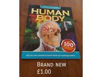 Human body PRICE REDUCED