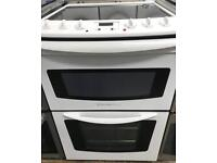 //(%)\ ELECTROLUX WHITE ELECTRIC COOKER WITH 6 MONTHS GUARANTEE