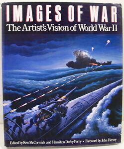 Images-of-War-The-Artists-Vision-of-World-War-II-1990-300-Color-Prints