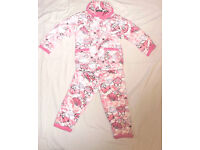 Angry Birds Pyjama Full Set Pink Colour New