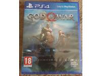 New Sealed God Of War PS4. Playsation 4. Brand New Sealed Bargain