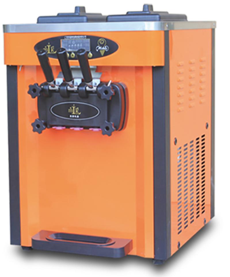 Softeismaschine mieten - 170 Portionen / Stunde - ab 249€ in Niedersachsen - Bersenbrück
