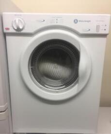 3kg vented tumble dryer can deliver