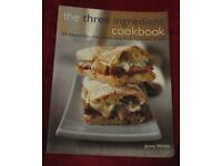 Three Ingredient Cook Book - Great for people with learning disabilities