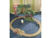 Thomas trackmaster, Toby and the whistling woods
