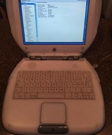 "Apple IBook G3 clamshell ""Graphite"""