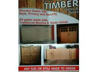 Wirral timber made to measure gates
