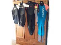 Wetsuit bundle