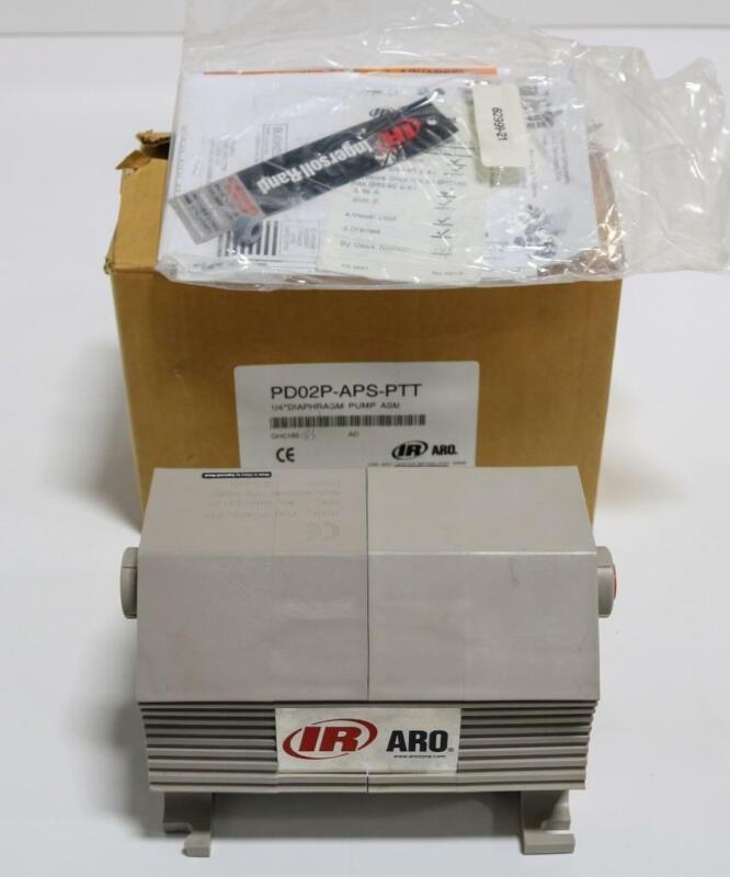 "Ingersoll-Rand PD02P-APS-PTT 1/4"" Diaphragm Pump ASM"