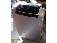 Portable Homebase Air Conditioner / Dehumidifier - Model 641638