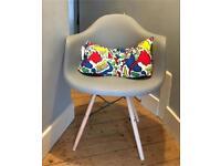 Eames style armchair
