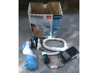 BATH SPA, BABYLISS, VERY GOOD CONDITION, HARDLY USED. C/W ORIGINAL BOX.