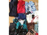 New Job Lot Size 12- 14 & M Womens Clothing, Boohoo, Asos, Nasty Girl, Pretty Little thing