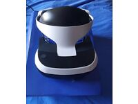 Playstation VR headset (Boxed)