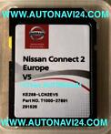 ✅Nissan Connect 2 Update Navigatie SD Kaart V4+ V5 2020+2021
