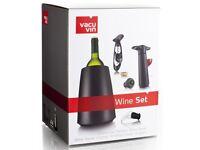 Vacu Vin wine set for sale