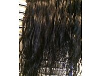 Virgin hair extension 4 bundles