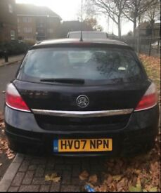 Vauxhall Astra 1.4 Manual 5 door New MOT