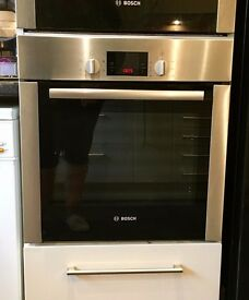 Bosch Fan Oven HBA13B 250B - Hardly used - £100