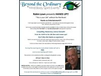 Robin Lown presents HANDS UP!!