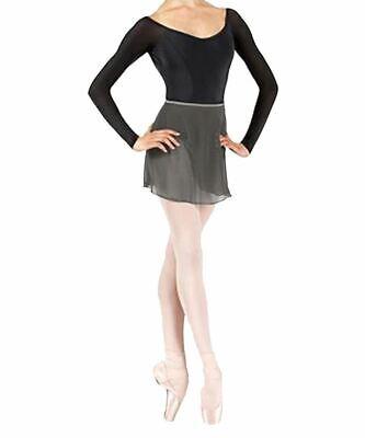 Angelo Luzio Adult Womens Premiere Chiffon Skirt Chiffon Womens Schuhe