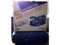 JVC GR-S505 camcorder kit
