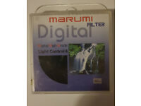 Marumi Digital High Grade Light Control 8 (3 stop) ND 62mm