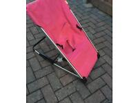 Combi baby rocking chair
