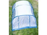 East Camp Tempest 600 Inflatable Camping Air Tent 6 Person RRP £626 + Footprint