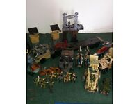 Bundle of Military toys